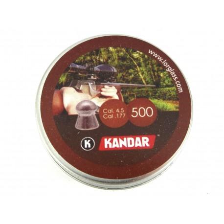 Śrut Kandar 4,5 mm