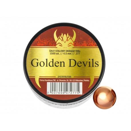 śrut GOLDEN DEVILS